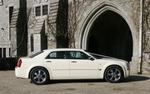 The White Executive Baby Bentley 3