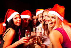 Pile into a Limo and Head Out to Your Christmas Party! - Absolute Limos