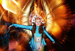 Experience Dublin's Magical People's Procession of Light - Absolute Limos