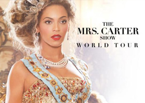 Superstar Beyoncé comes to the O2 in Dublin - Mar 8th to 11th 2014 - Absolute Limos