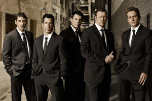 Get a Limo for the Intimate Evening with New Kids on the Block @ the Bord Gáis Energy Theatre in Dublin - Absolute Limos